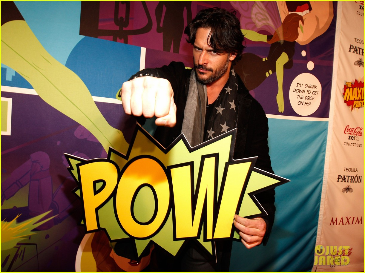 joe manganiello maxim superbowl party 05