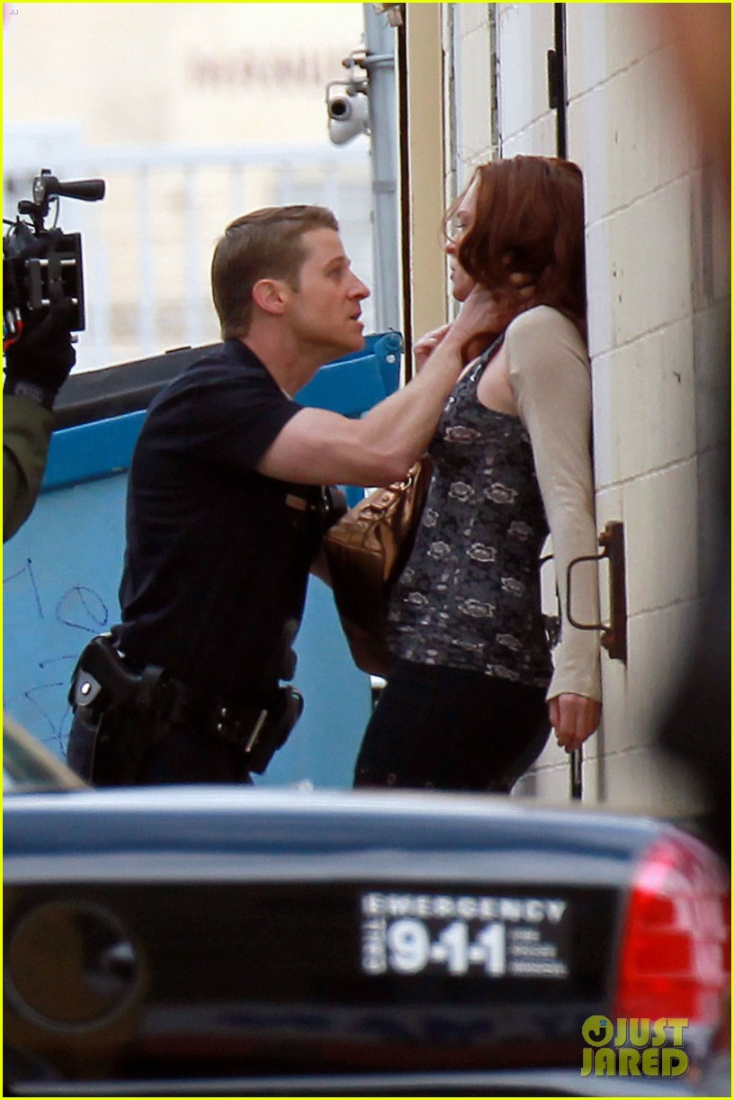 ben mckenzie southland filming 02
