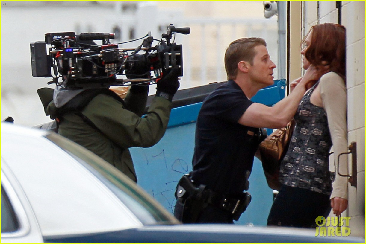 ben mckenzie southland filming 042629747