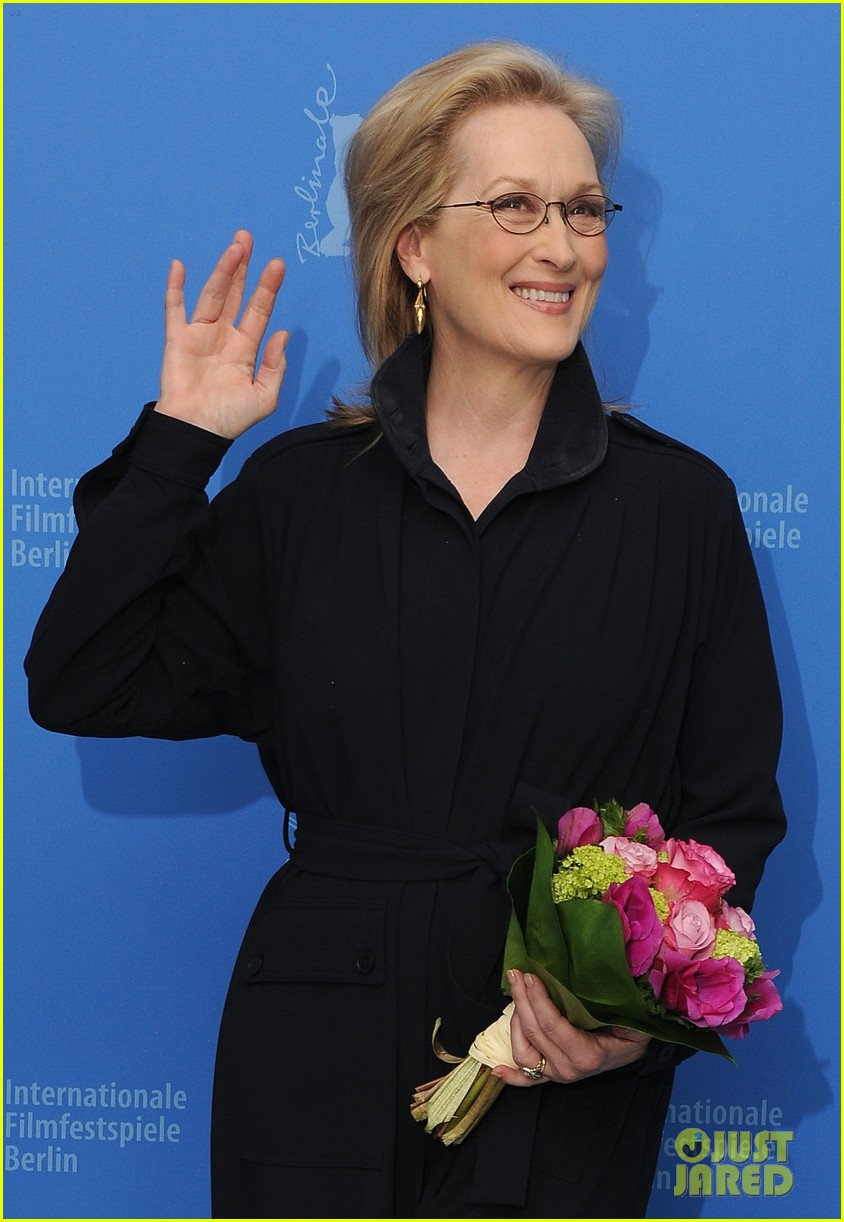 meryl streep iron lady berlin photo call 02