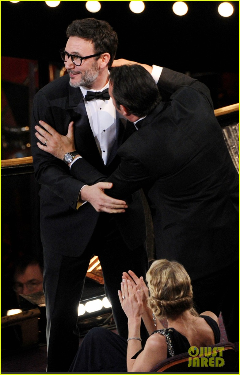 michel hazanavicius wins oscars best director 022633756
