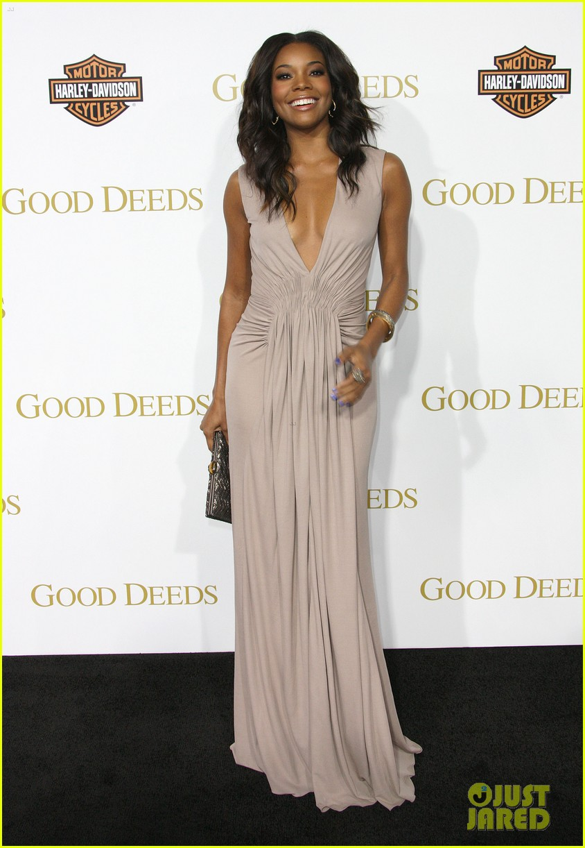 thandie newton good deeds premiere 05