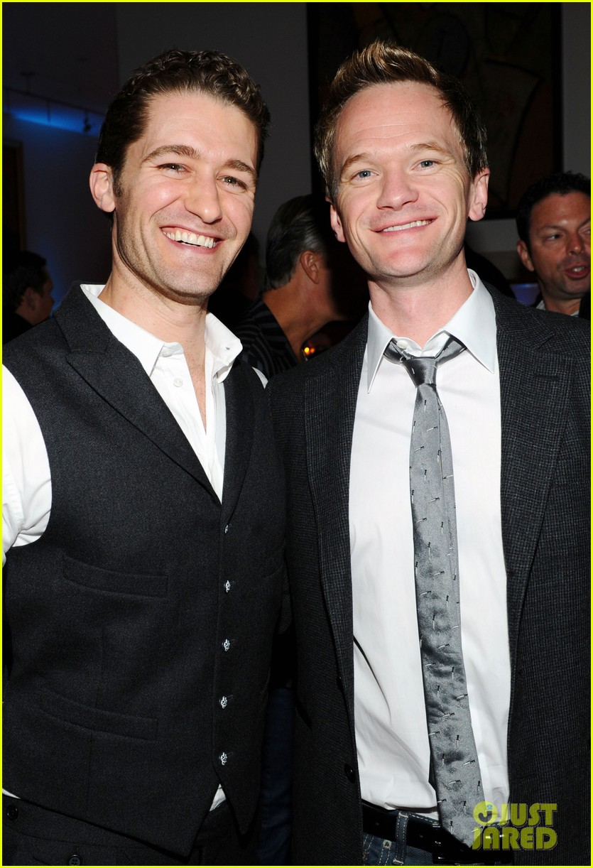 neil patrick harris kellan lutz aaron paul audi party 06