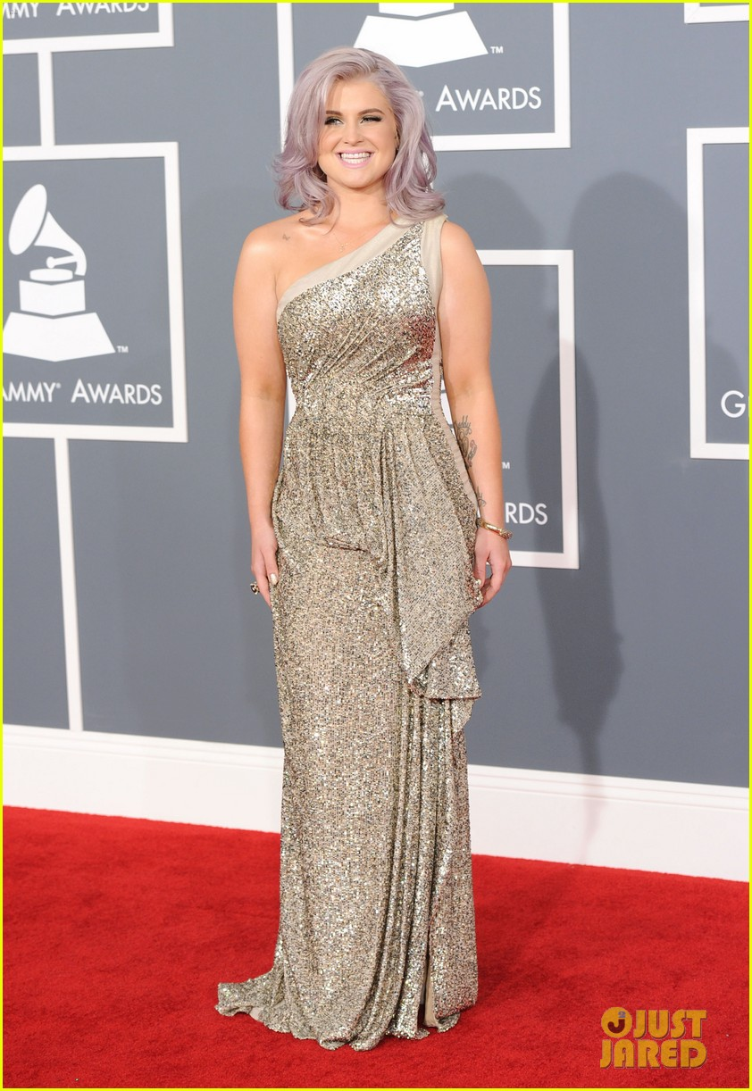 kelly osbourne grammy awards 2012 05