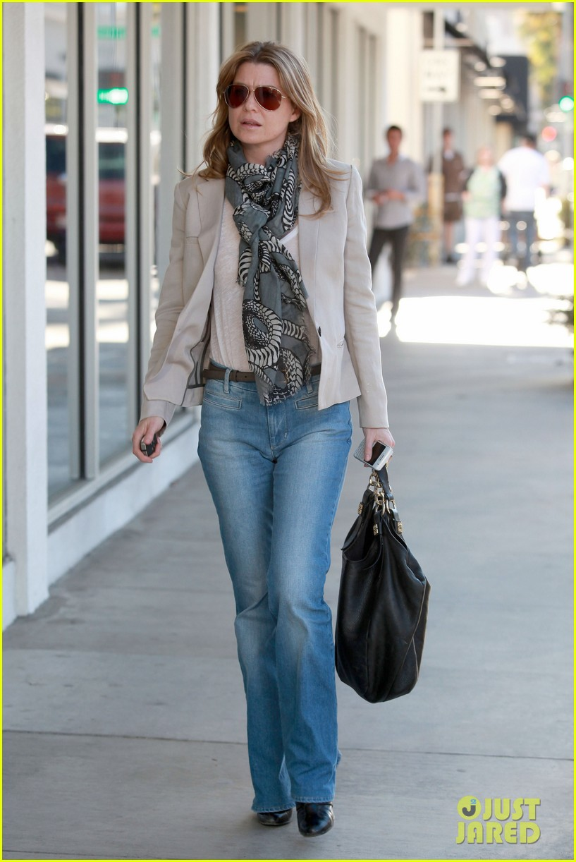 ellen pompeo office visit 072627077