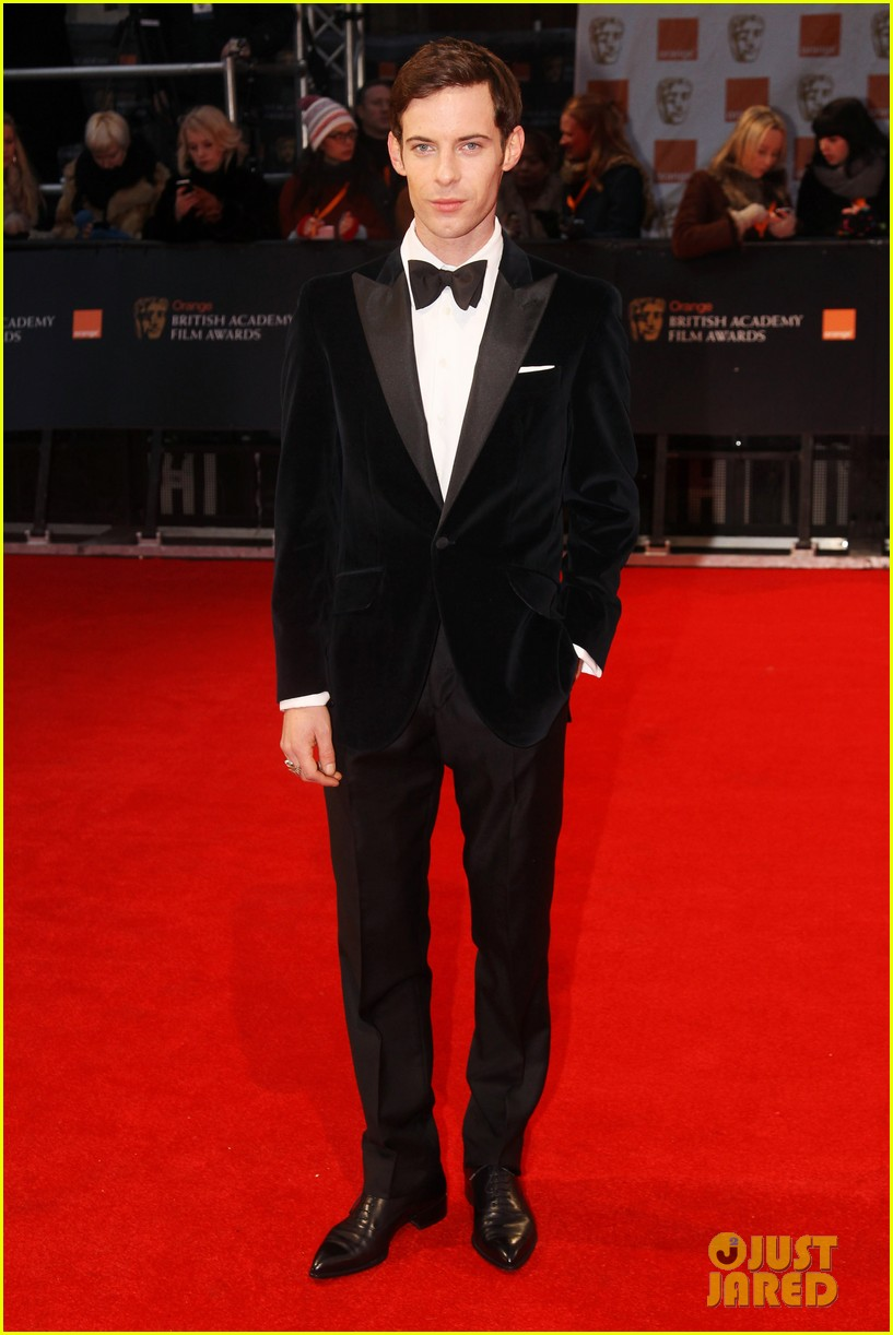 eddie redmayne bafta awards 2012 12