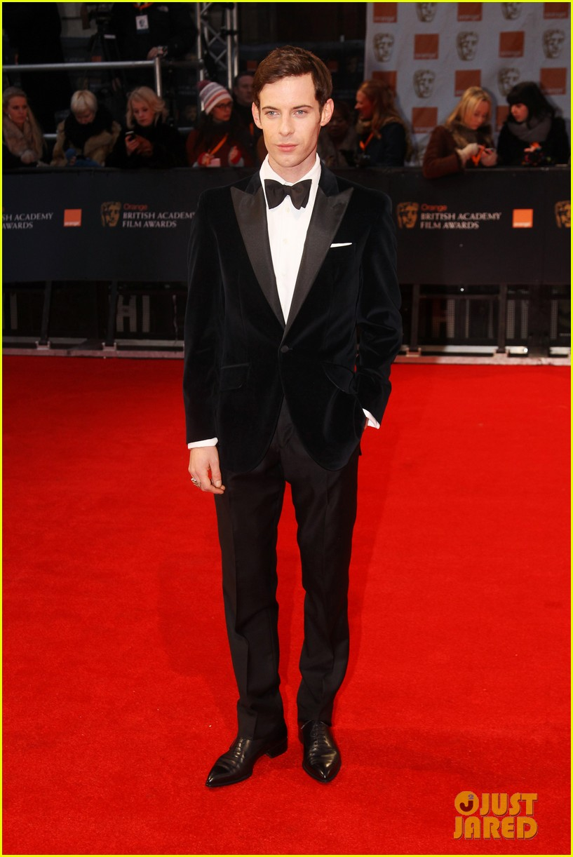 eddie redmayne bafta awards 2012 17