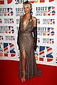 rihanna brit awards 2012 red carpet 10