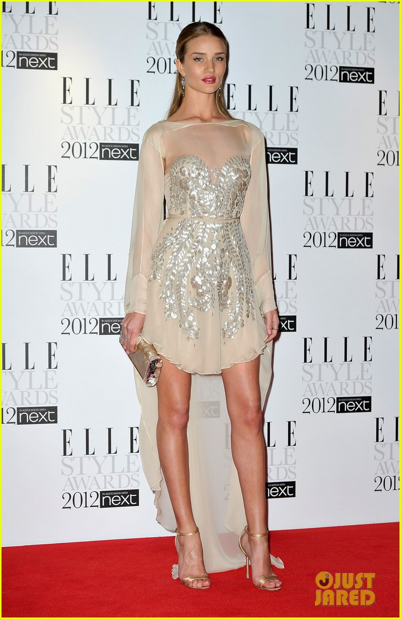 rosie huntington whiteley elle style awards 01