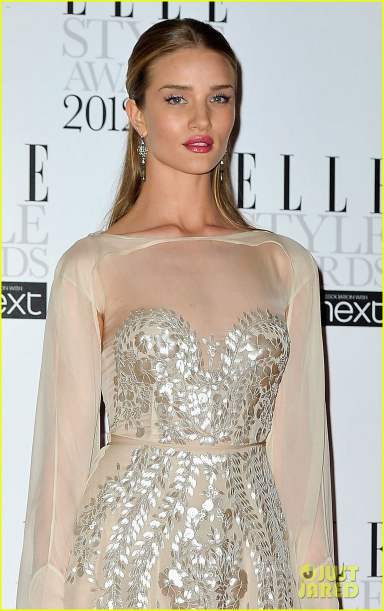 rosie huntington whiteley elle style awards 03