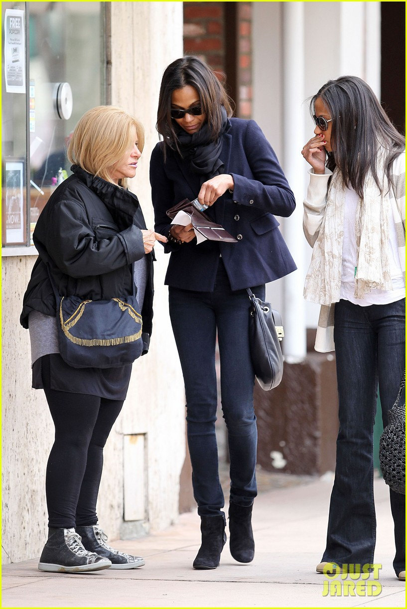 zoe saldana movies bradly coopers mom 222630944