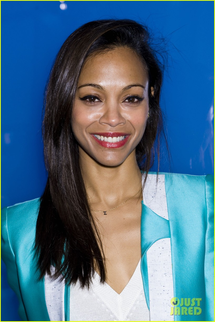 zoe saldana fashion week saturday 02