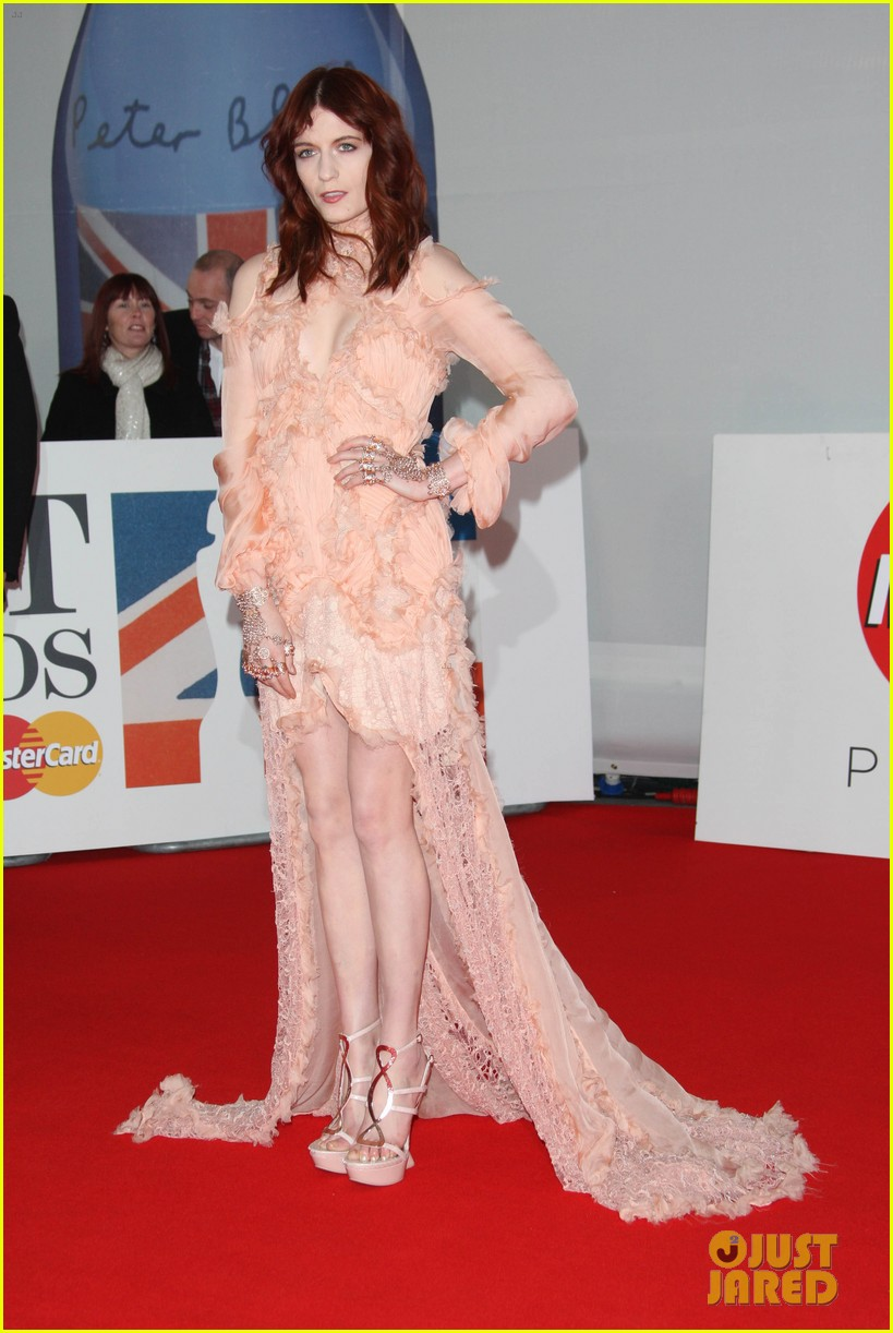 florence welch brit awards 2012 04
