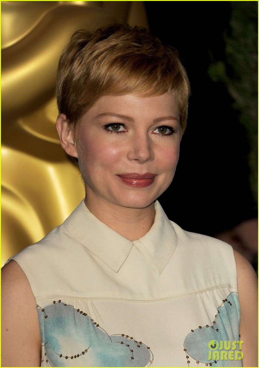 michelle williams meryl streep oscar luncheon 05