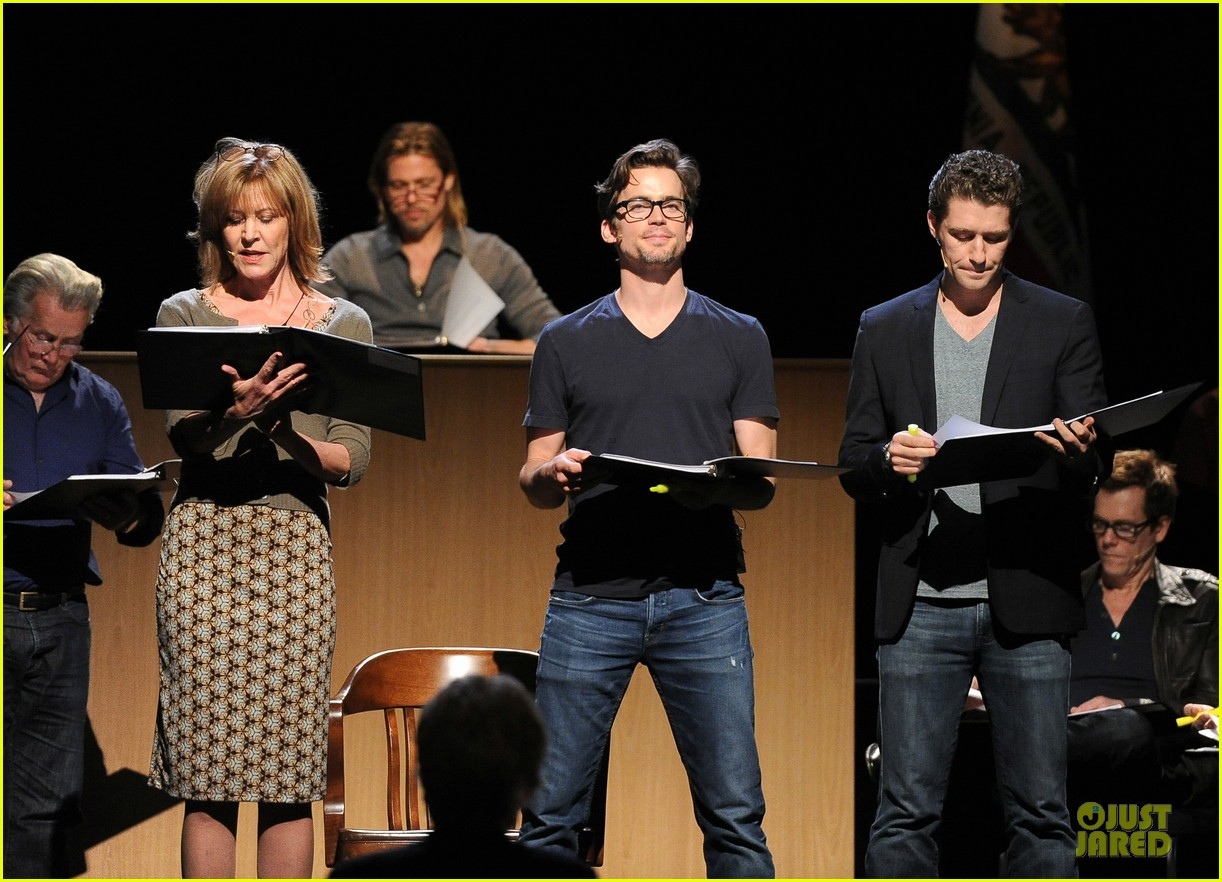 matt bomer matthew morrison 8 performance pictures 06