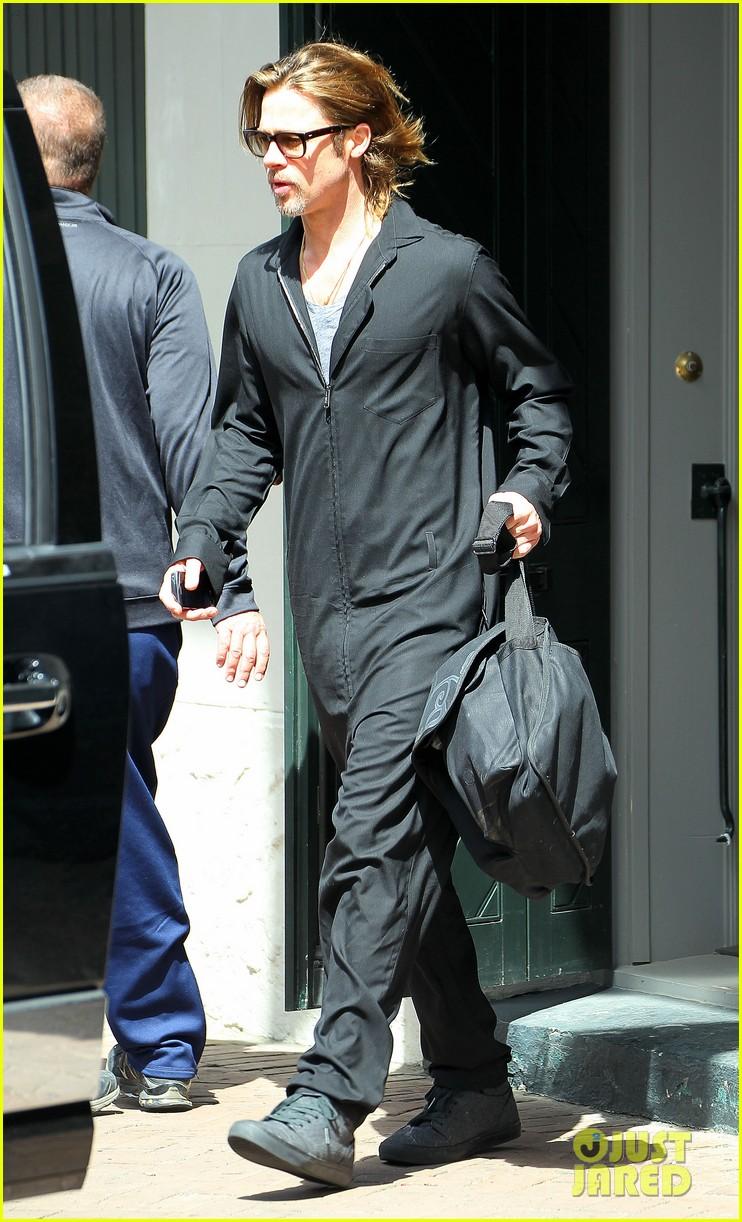 brad black jumpsuit 042637996