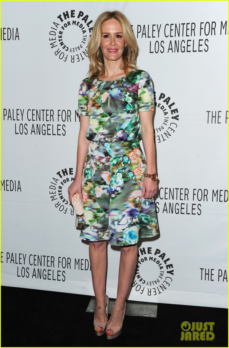 connie britton paley fest american horror story 092635577