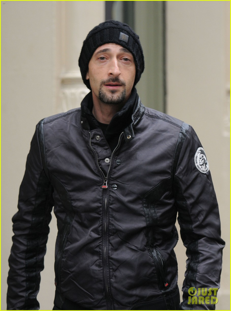 Adrien Brody: Banned from Hosting 'SNL'?