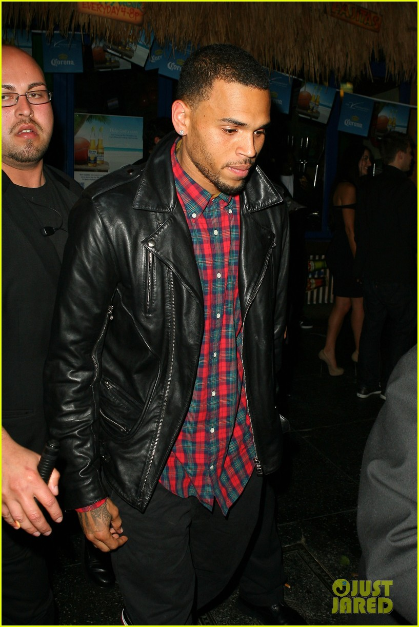 chris brown supperclub hollywood 02
