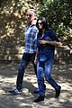 courteney cox cougar town location scouting 09
