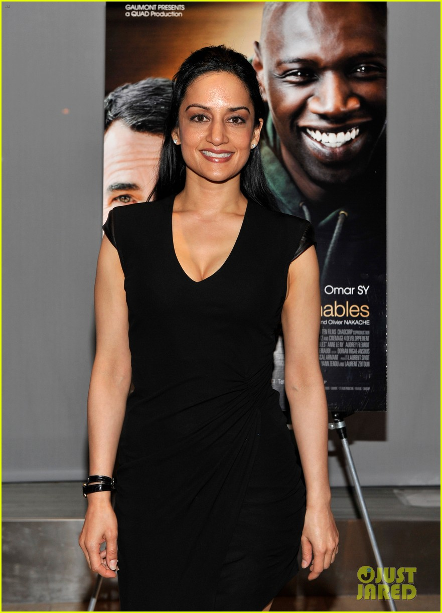 matt czuchry intouchables screening with archie panjabi 05