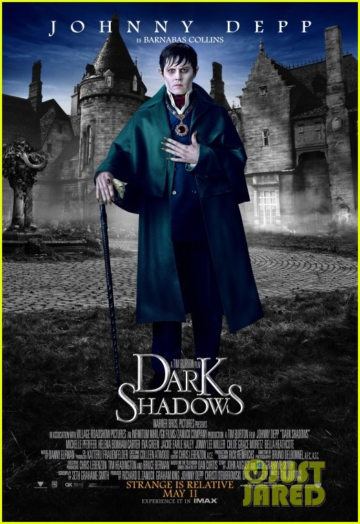 johnny depp new dark shadows posters 062643289