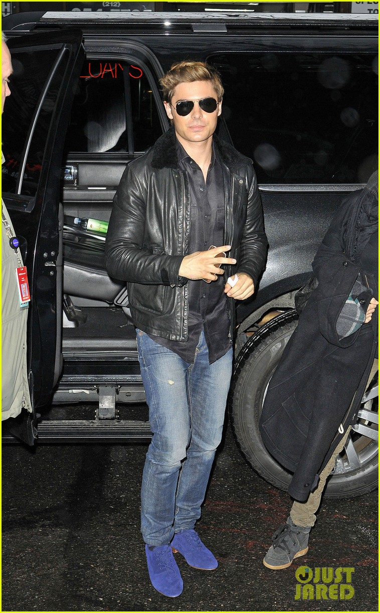 zac efron today show 042634900