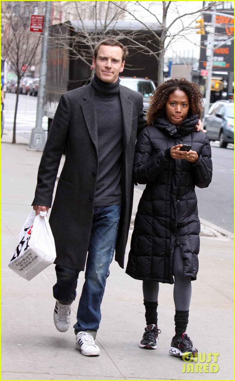 Michael Fassbender Girlfriend Images & Pictures - Becuo Michael Fassbender Girlfriend