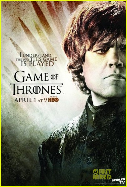 game of thrones character posters 01