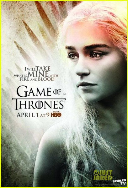 game of thrones character posters 05