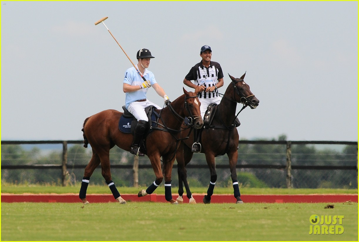 prince harry polo 26