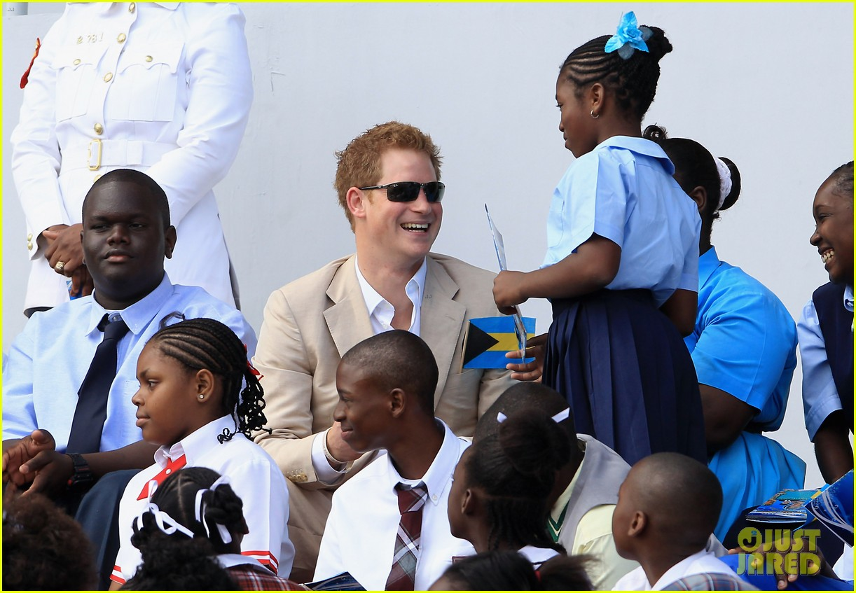 prince harry youth rally bahamas 052636309