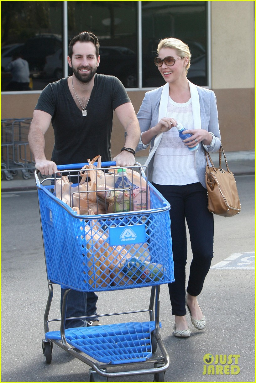 katherine heigl shopping josh kelley 23