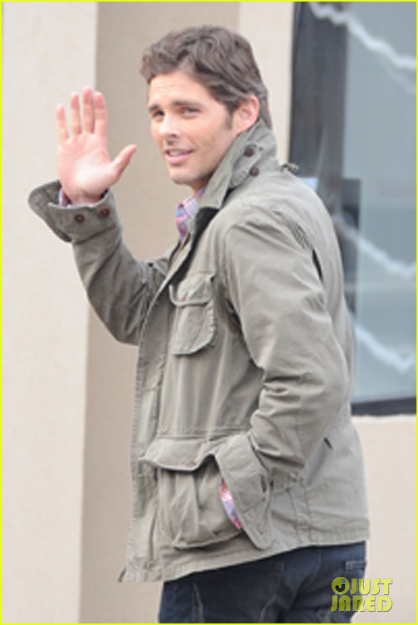 james marsden new york filming 06