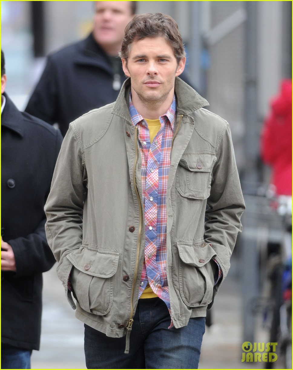 james marsden new york filming 07