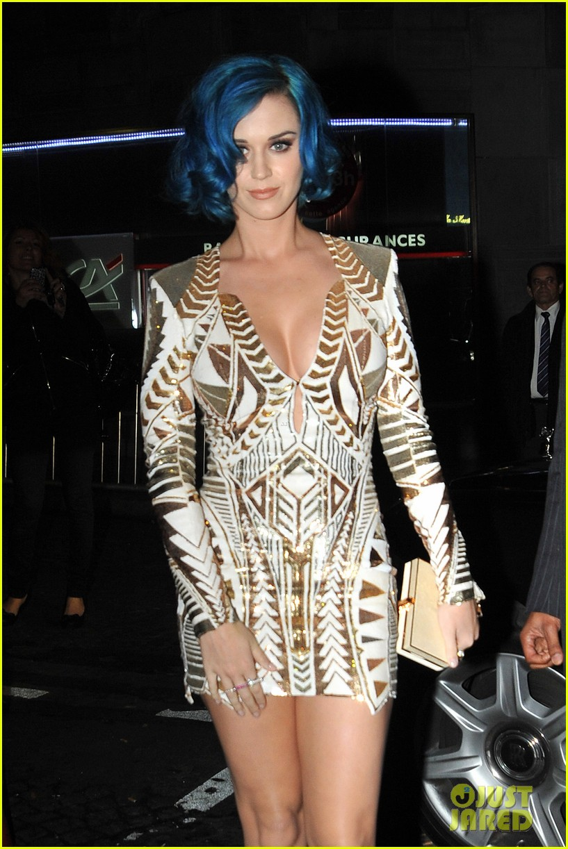 katy perry karl lagerfeld dinner 032635146