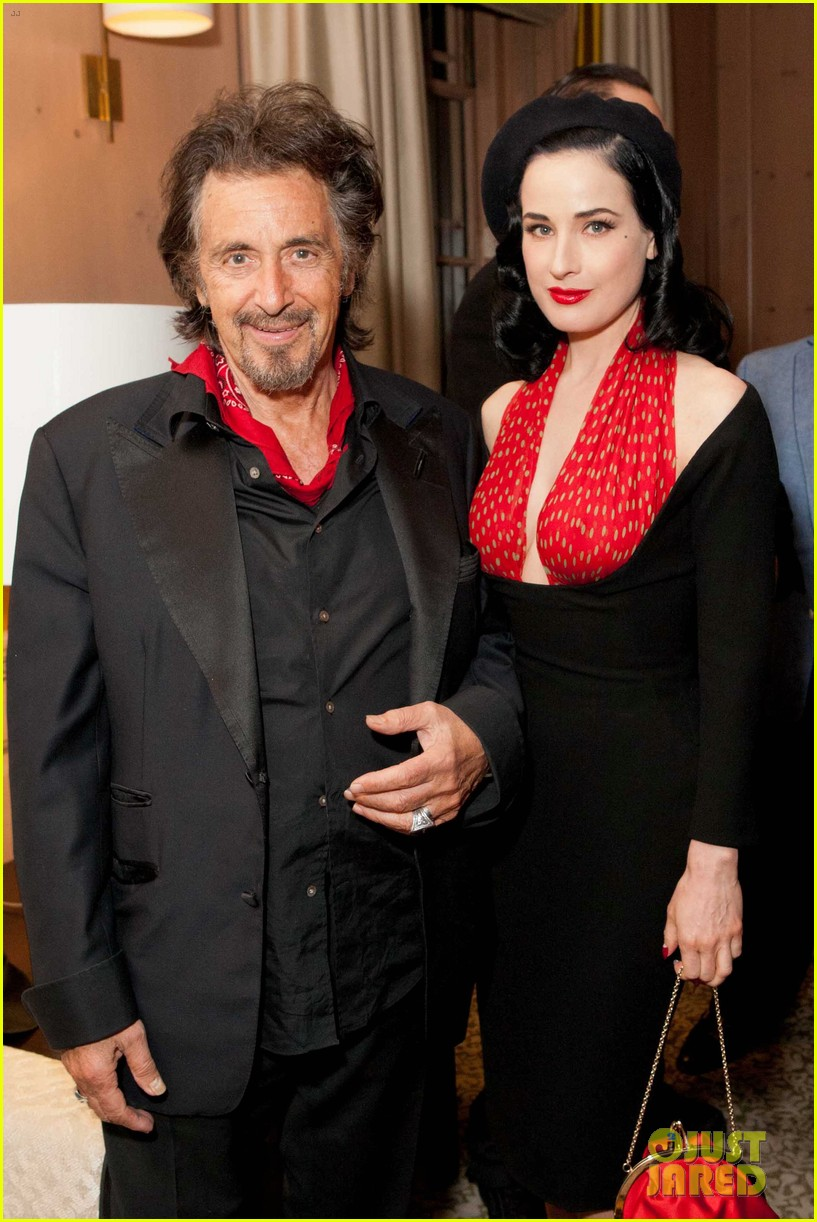 dita von teese wilde salome party 03