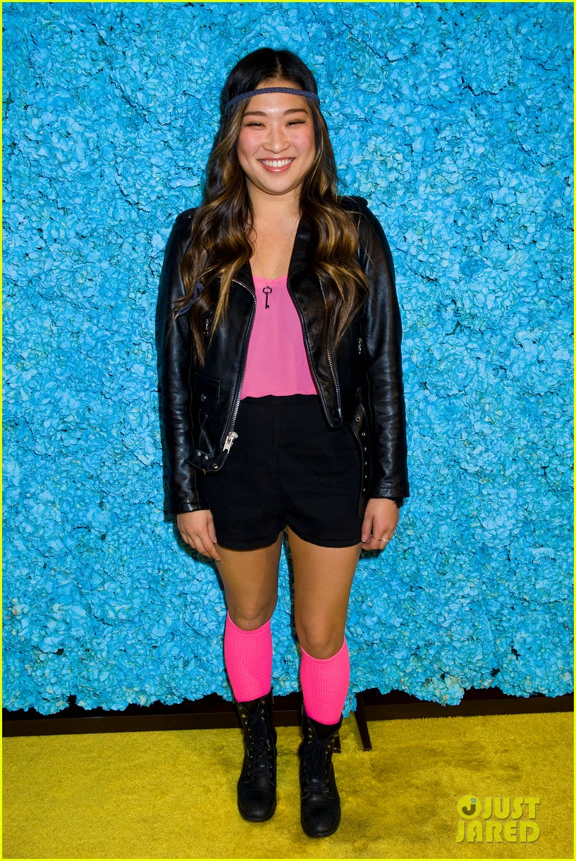 jenna ushkowitz just jared 30th birthday 10