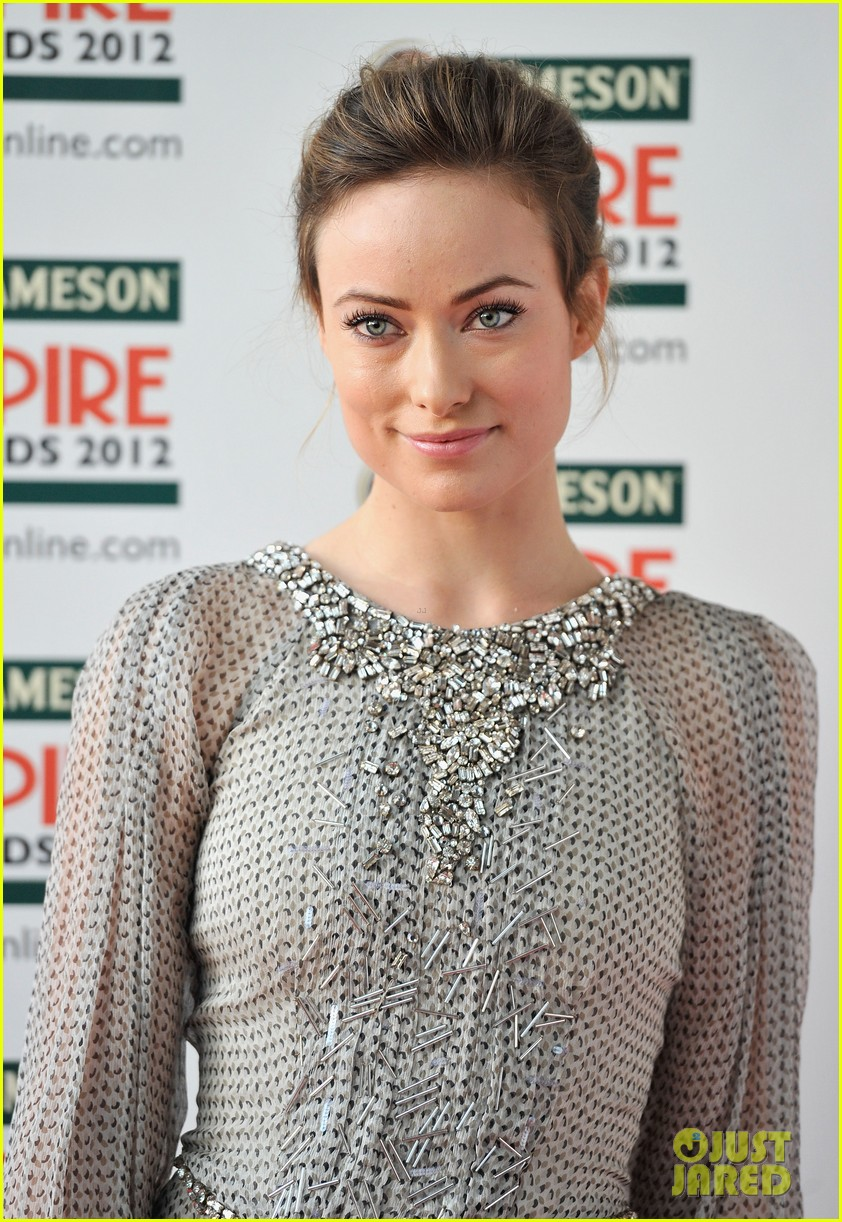 olivia wilde michael fassbender empire awards 10