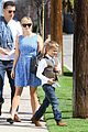 reese witherspoon family church outing 05