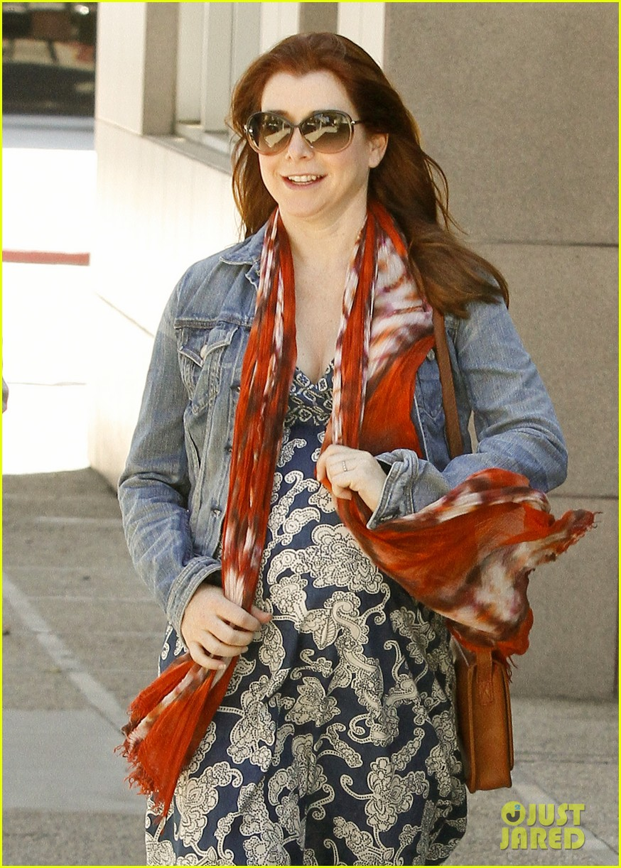 Alyson Hannigan lunchmytext01