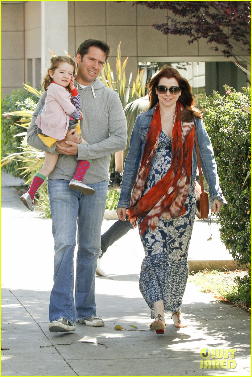 Alyson Hannigan lunchmytext032644430