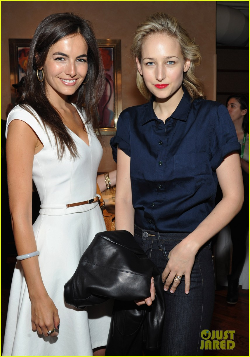 camilla belle olivia wilde tribeca film lunch 01