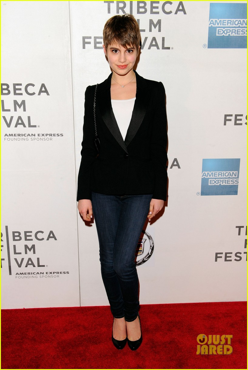 emily blunt your sisters sister premiere tribeca 05