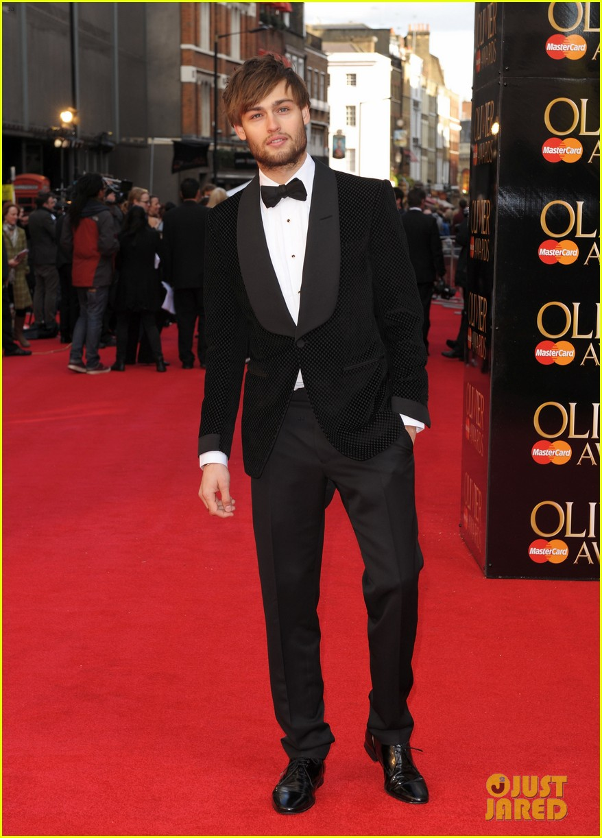 douglas booth james mcavoy olivier awards 01