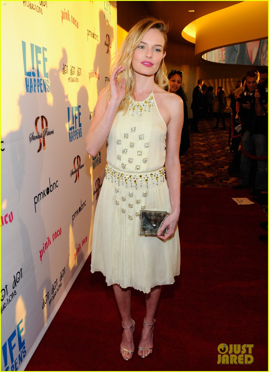 kate bosworth lfe happens premiere 072644644