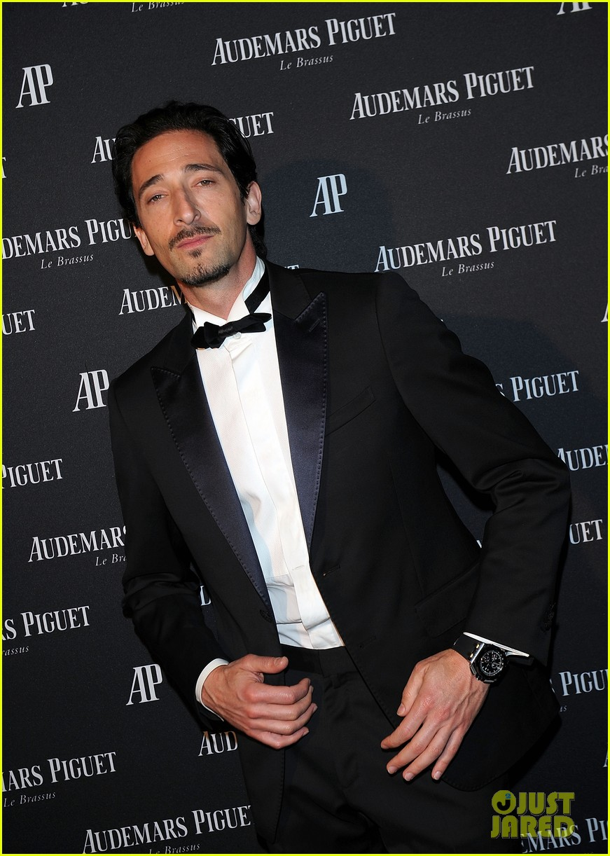 adrien brody royal oak 40 years cocktail party 032651148