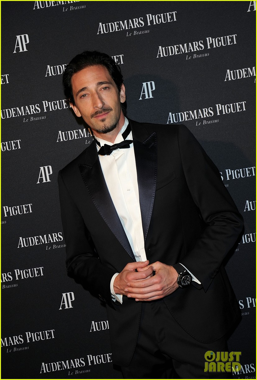 adrien brody royal oak 40 years cocktail party 162651161