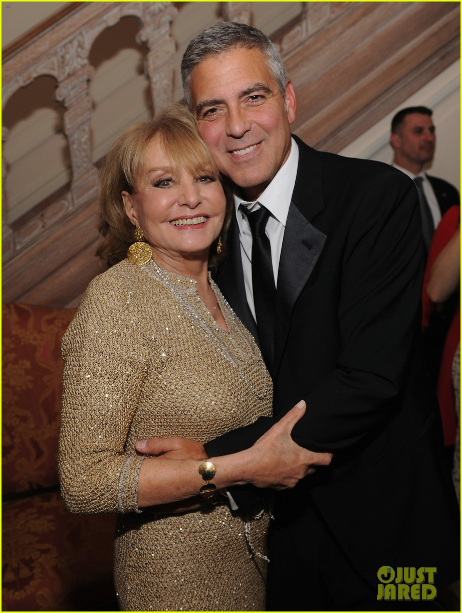 george clooney white house correspondents dinner 2012 03