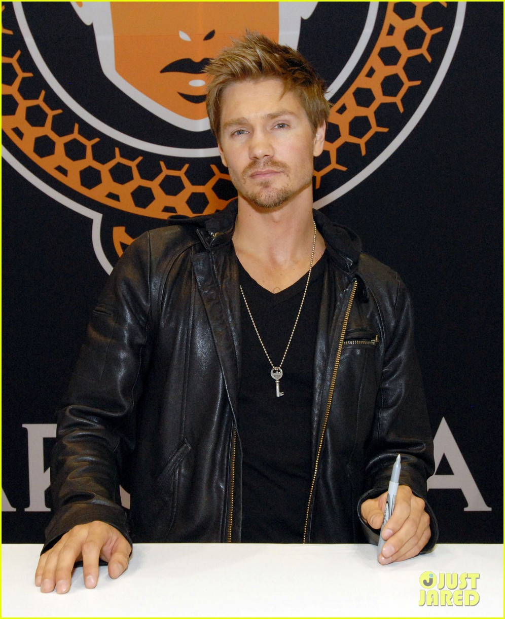 chad michael murray chicago comic expo